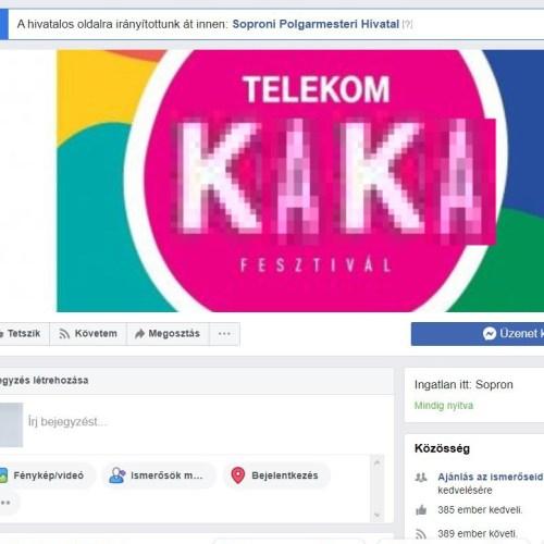 Úgy tűnik, arcátlanul visszaélnek a soproni polgármesteri hivatal nevével a Facebookon