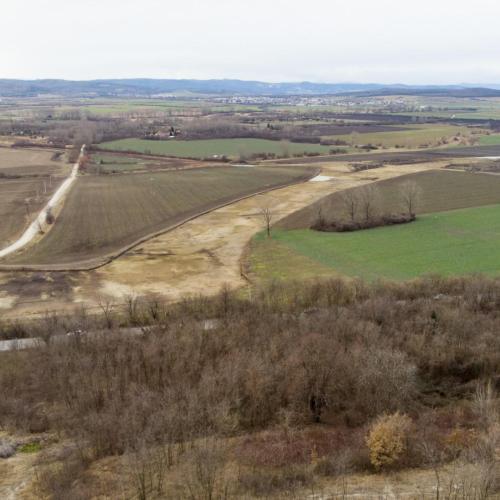 Már régészek készítik elő az országhatár felé épülő M85-ös utat