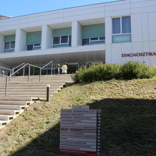Teljes körű látogatási tilalom lépett életbe a Soproni Gyógyközpontban!