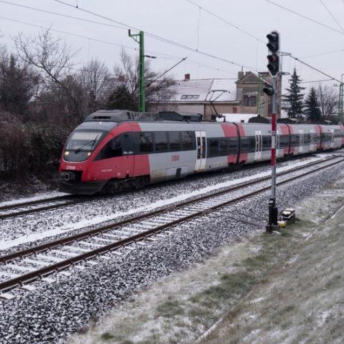 Megújul a 9-es számú vasútvonal Fertőszentmiklós-országhatár közötti szakasza