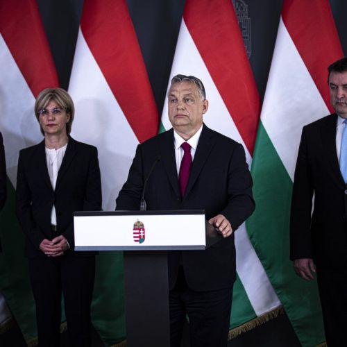 Orbán Viktor a gazdaságvédelemről: semmi ok arra a hangütésre, amit most tapasztalunk