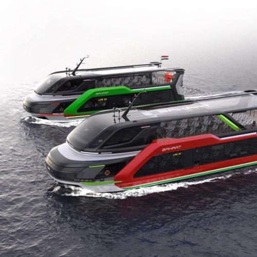 Ilyen korszerű, új hajók lesznek a Balatonon hamarosan!