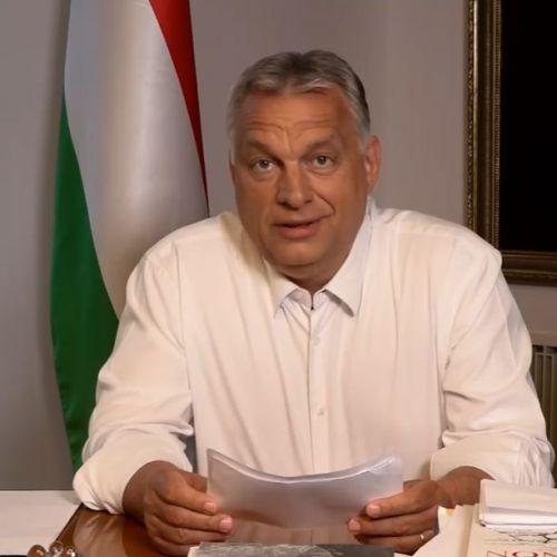 Orbán Viktor: az első csatát megnyertük a vírussal szemben