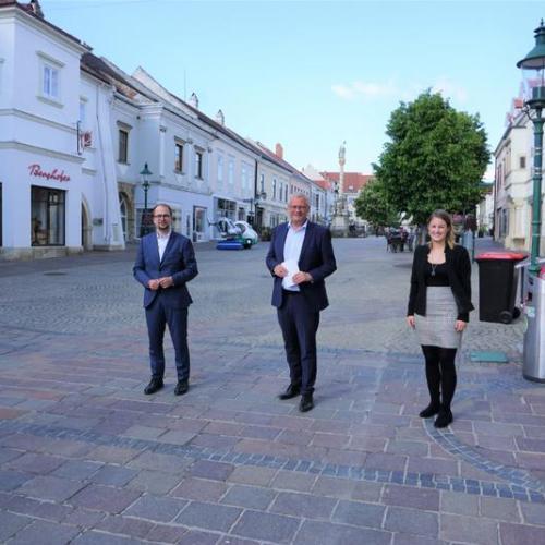 Eisenstadt önkormányzata 300 000 euróval igyekszik segíteni a helyi vállalkozásokat