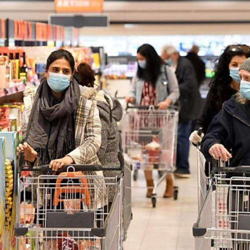 Ausztria: Nem kötelező mától a maszkviselés a szupermarketekben és az éttermekben!