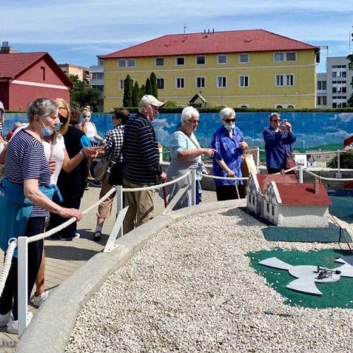 Kellemes nyári programon vettek részt az Ikva Idősek Otthonának lakói