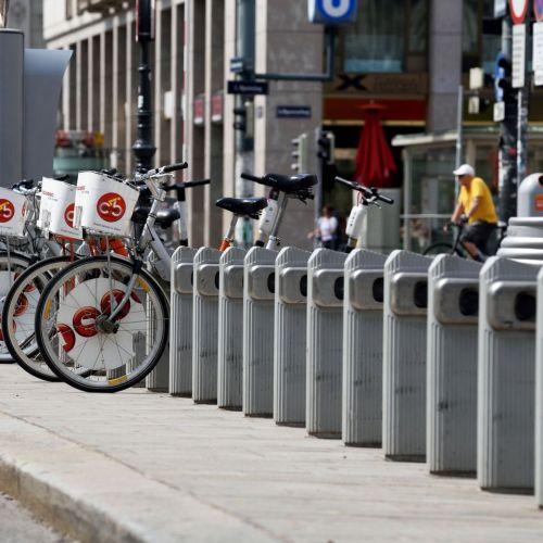Lezárták a bécsi kerékpárkölcsönzők felét, de már az újranyitásról tárgyalnak