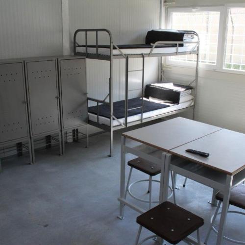 Koronavírusos lett két fogvatartott a sopronkőhidai börtönben