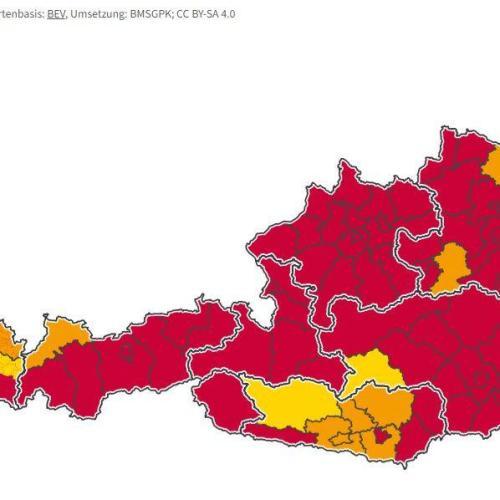 Ausztria: újból kijárási korlátozás jöhet a hét elejétől!
