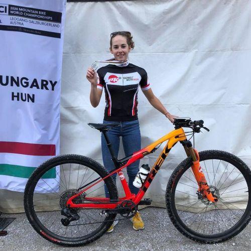 MTB Sopron: Vas Kata Blanka szenzációs sikerét hozta a Hegyikerékpáros Világbajnokság