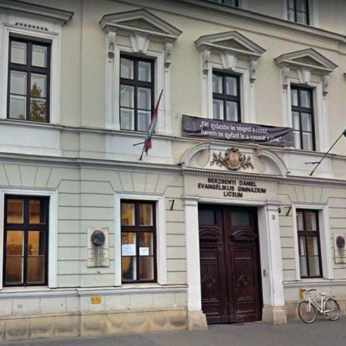 Digitális oktatásra vált a soproni Berzsenyi Líceum
