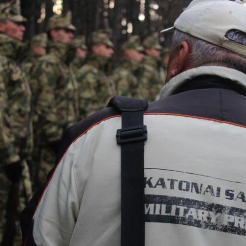 Koronavírus: Hétfőtől 93 hazai kórházban vannak jelen a katonák