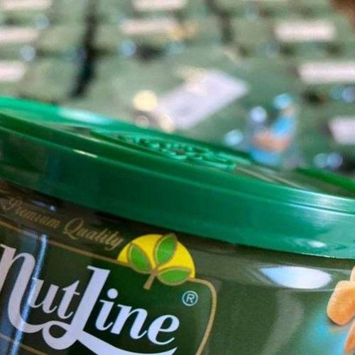 Egészséges nassolnivalókat adományozott a soproni Szeretet Házának a Nutline