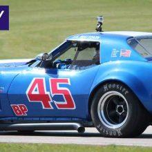 VINTAGE RACING: Driving a 1969 Corvette