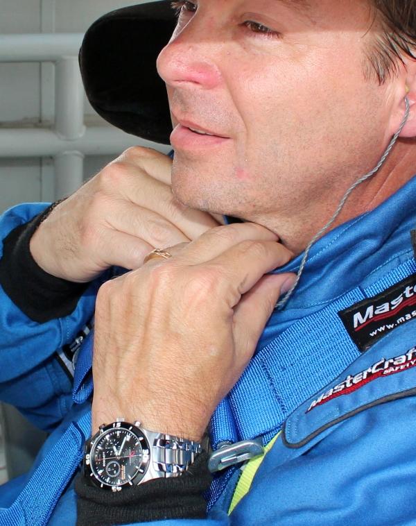 The new Boschett Super Cup Race Winner timepiece