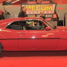 COLLECTOR CARS: Live from Mecum Des Moines