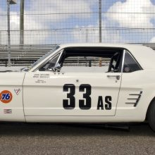 Shelby's Last Stand: The Forgotten Mustang Group 2 Racer