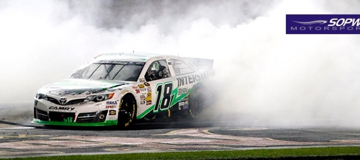 NASCAR and Congressional Blackmail