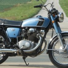 Honda's Amazing CB350 Super Sport and the Collection I Shouldn't Have
