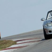Cox Joins Rocksteady Racing for Final Event at Texas World Speedway