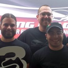 VIDEO: Cox Joins Team Endurance for Podium Run at RPM