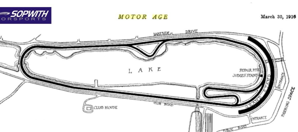 America's Greatest Superspeedway, and Why It Was Never Built