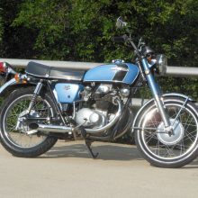 1971 Honda CB 350 – One Year Review