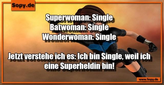 Weil ich eine Superheldin
