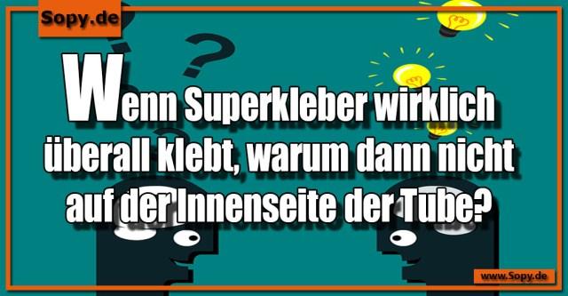 Superkleber