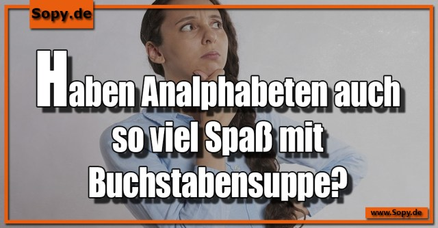 Analphabeten
