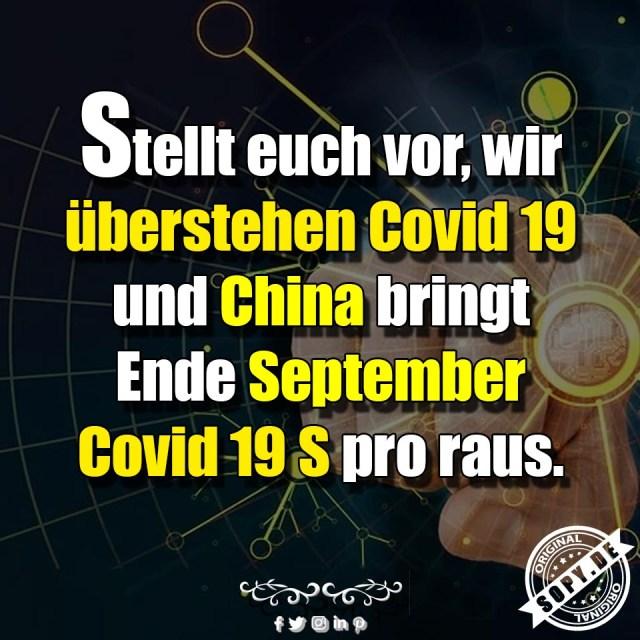 Covid 19 China