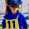 2019年3月下上旬 スキー教室(区主催) パウダーライトジャケット上下セット Kid's ブルー ご利用ブログレポート