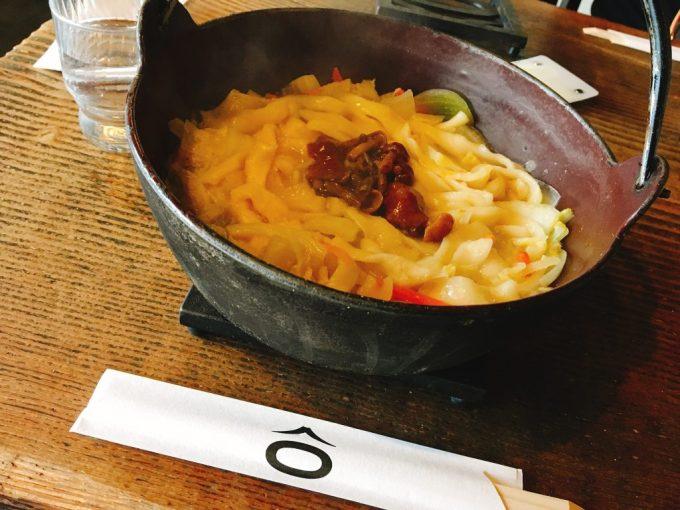 Hoto – Local food of Yamanashi