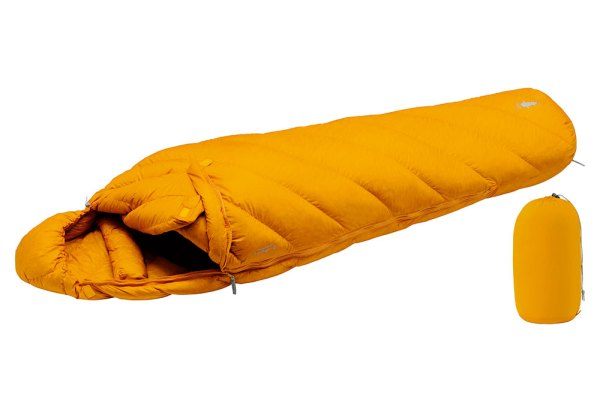 【For autumn to early winter camping】 Best sleeping bag and camping set