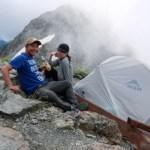 山岳用テント「エアライズ1」レンタルの感想