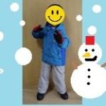 2020年2月下旬 旭高原元気村 スノーウェアセット(キッズ)男の子 ご利用ブログレポート