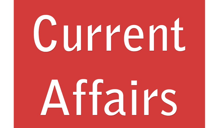 Current Affairs Daily News & GK Updates – 08th October 2017