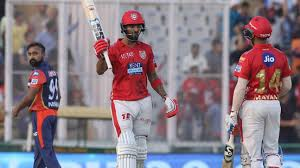 K L Rahul Smashes Fastest Fifty in the History of IPL