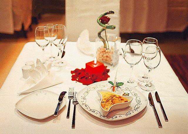 Candle Light Dinner For Two Sorat Insel Hotel Regensburg