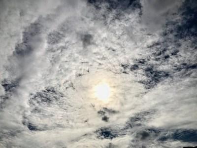 龍神が舞う雲の形