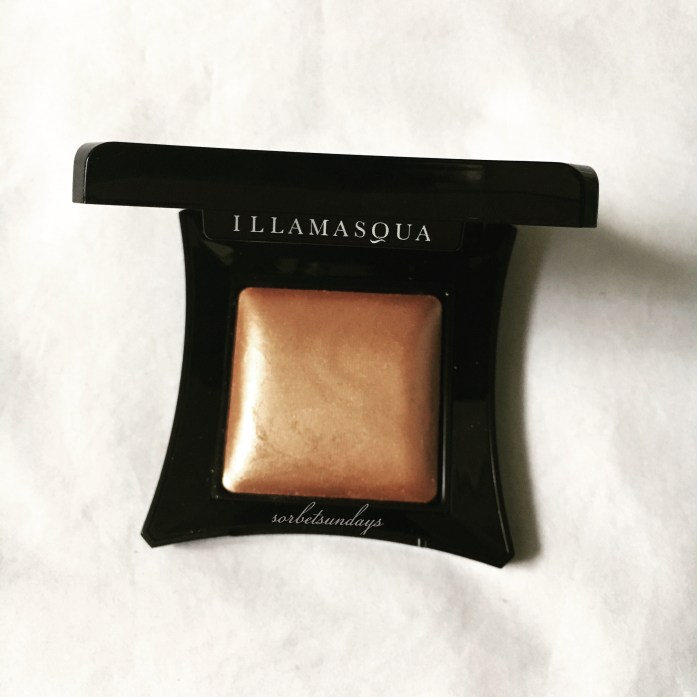 "Click to see how I used this beautiful Illamasqua highlight in ""Epic"" in my Valentines Day Make up ideas looks. There is a look for daytime and one for the evening too."