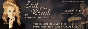 Paranormal Mystery, End of the Road Banner