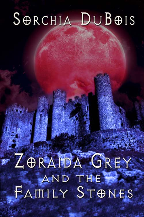 Book Cover: Zoraida Grey and the Family Stones