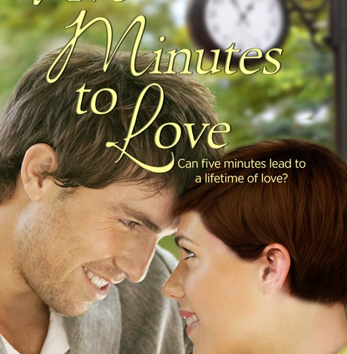 Five Minutes to Love book cover