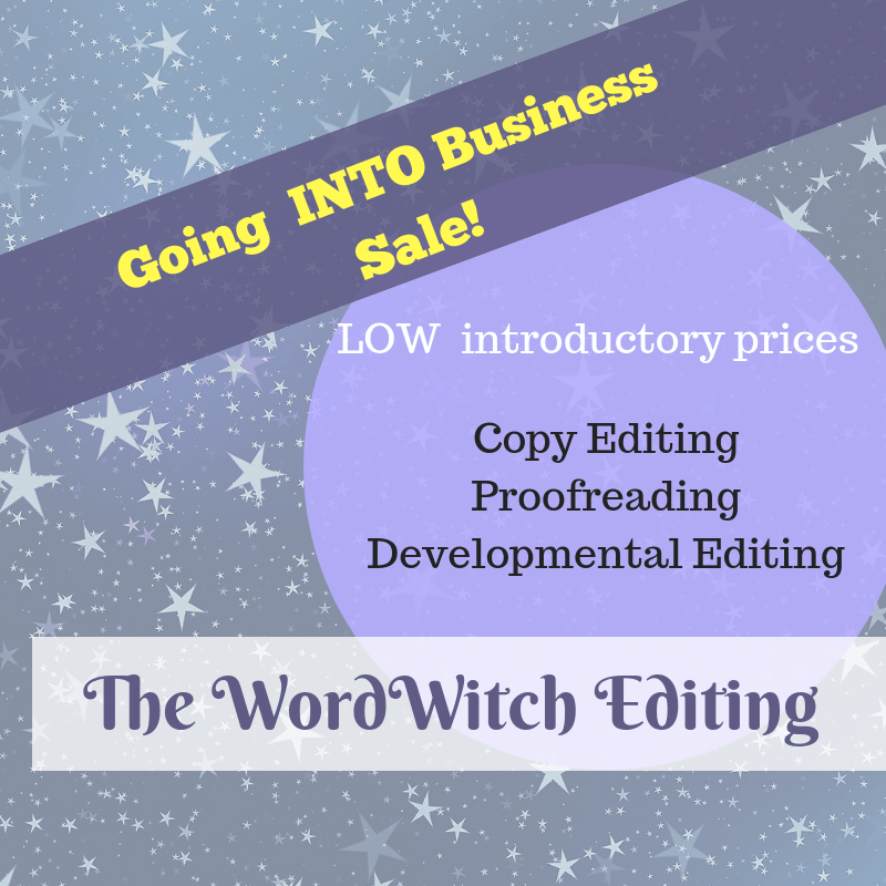 The WordWitch Editing