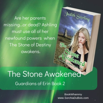YA Fantasy--Book 2 in the Guardians of Erin Series. The Stone Awakened