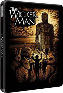 wicker man steel book