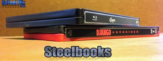 steel book header