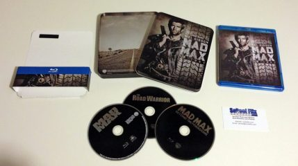 Mad Max Box Set