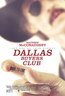 Dallas Buyers Club - poster